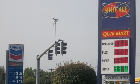 Gas Prices Oregon >> Salem Oregon Gas Prices Continue To Fall Still 3rd Most