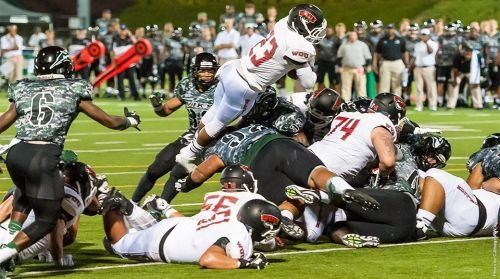 The Western Oregon University football team opens its home schedule against Central Washington Unive