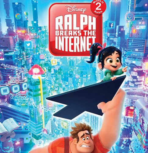 RALPH BREAKS THE INTERNET Six years after the events of