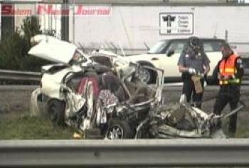 Fatal Crash I-5 in Albany